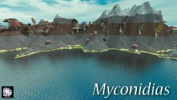 Myconidias Minecraft Map & Project