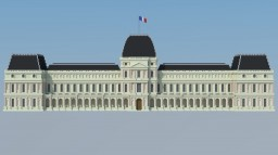 Palais des Tuileries Minecraft Project