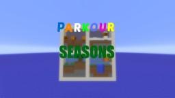 Parkour seasons Minecraft Map & Project