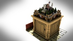 Souvenir de Paris [French Townhall] Minecraft