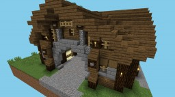 Medieval Stable (Schematic) Minecraft Map & Project