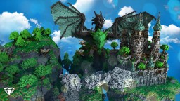 Cytooxien Skyblock-Lobby Minecraft Map & Project