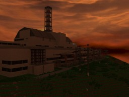 АЭС/NPP 1 Minecraft