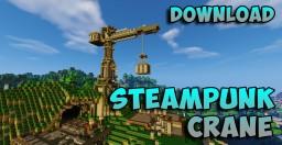 Steampunk Сrane Minecraft Map & Project