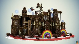 Chocolate Origins - by MrSmith (+Cinematic) Minecraft Map & Project