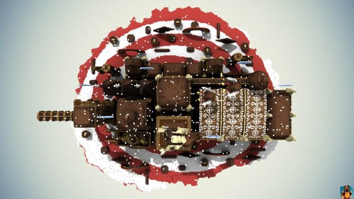 chocolate castle gearcraft