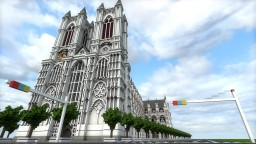 WestMinster Abbey Minecraft