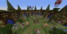 Minecraft Server Spawn - Etheria Minecraft Project