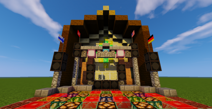 1.8 / Militairy Army III-D v3.0.0.1 Minecraft Texture Pack