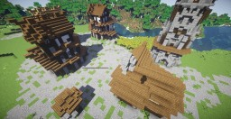 Aramoor Minecraft Map & Project