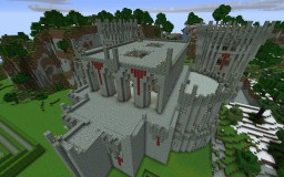 Epic Royal Castle Minecraft Map & Project