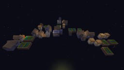 SkyVillage Survival Minecraft Map & Project