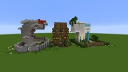 C.A.T  A Word House Idea Minecraft Project