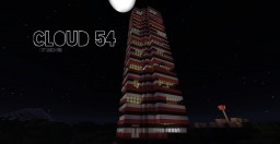 Cloud 54 - A Minecraft hotel Minecraft Map & Project