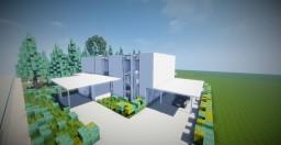 Modern house | WoK Minecraft