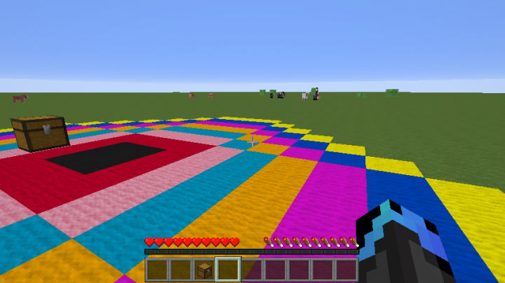 Rainbow spawn penetratium minecraft project for White rainbow project