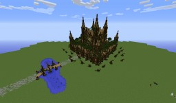 Belgornor's Elven shrine Minecraft Project