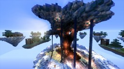 SkyWars map - Crystal Palace Minecraft Map & Project