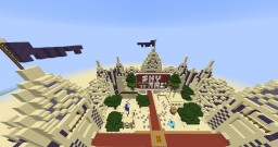 EnderBuildTeam Server Spawn Minecraft Map & Project