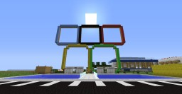 Sport Areal Minecraft Project
