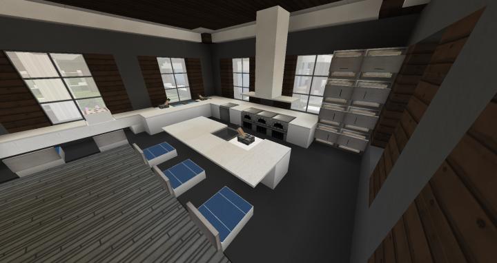 Minecraft Kitchen Designs   DeducTour.com