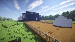 X Games Aspen Stage Minecraft Map & Project