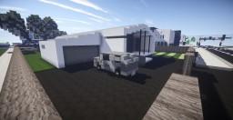 Modern Cottage Minecraft Project