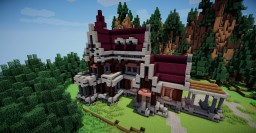 little manor in the forest Minecraft Map & Project