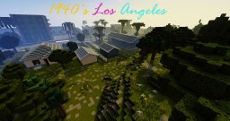 1940's Los Angeles Minecraft Project