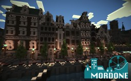 Mordone* Amsterdam Destrict Minecraft Map & Project