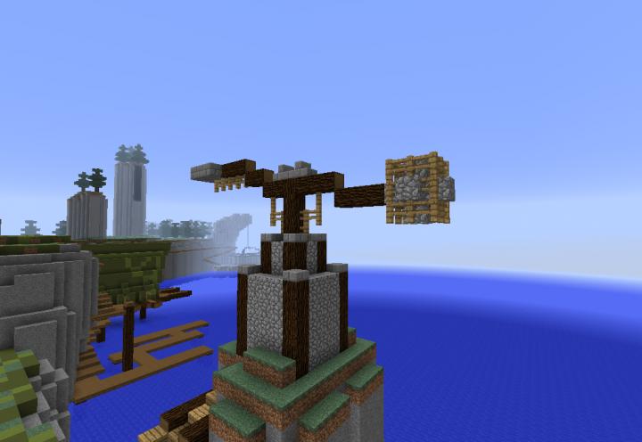 Island Of Berk Minecraft Map
