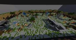 1vs1 Map Minecraft Map & Project