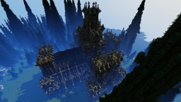 Massive Gothic Cathedral Minecraft Map & Project