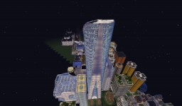 Modern City of Randomness Minecraft Map & Project
