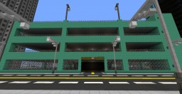 Vice City Parking Garage - Vice City Minecraft Map & Project