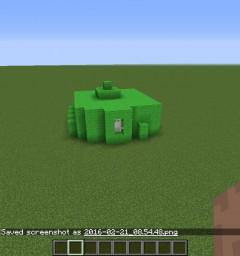 Burning Blob Minecraft Map & Project