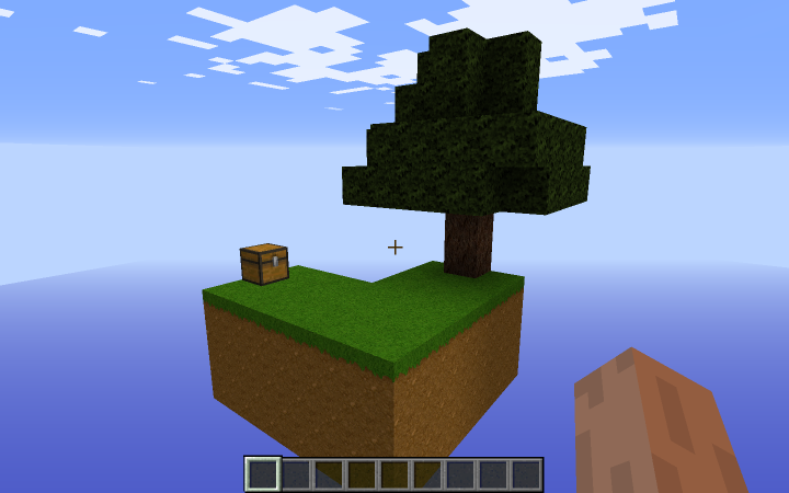 Your skyblock home