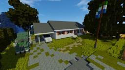 70s Farm House Interior | ECS Minecraft Map & Project