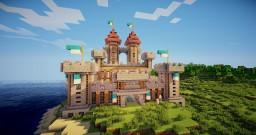 Ladarox Castle Minecraft Project