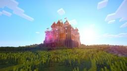Cyania Castle Minecraft Map & Project