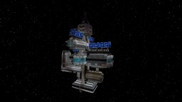 Frositia Space Commander Minecraft Project