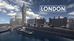 London: Megabuild Minecraft Project