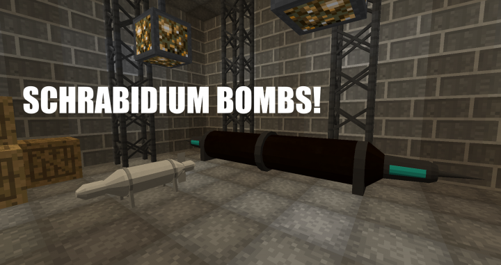 Schrabidium Bombs