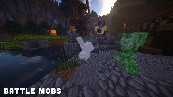 Battle Mobs