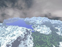 Old Mountains of Veron Minecraft Map & Project