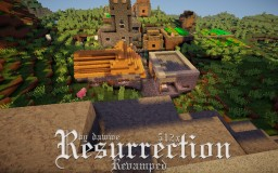 Resurrection Revamped 512x by Dawwe (WIP) Minecraft Texture Pack