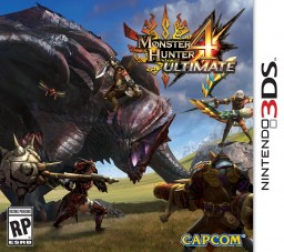 Aeropulse Reviews: Monster Hunter 4 Ultimate Minecraft Blog Post