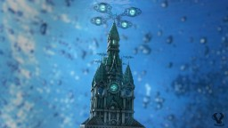 Under water factions spawn Minecraft Project