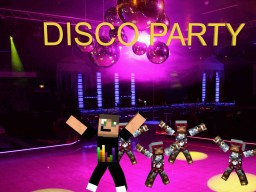 Disco Party [Fun Map 1.8.8] Minecraft Map & Project