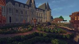 Avenoire Manor Minecraft Map & Project